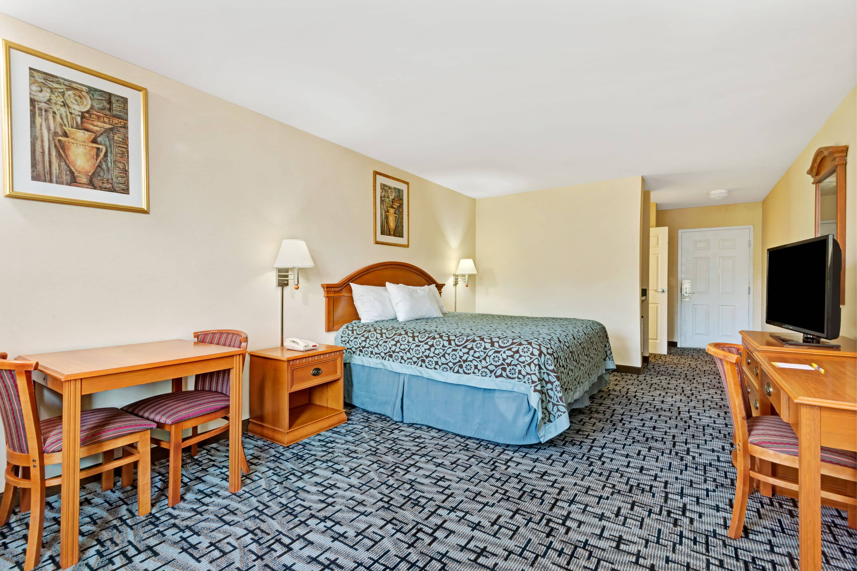 Guest room at the Days Inn Bethel - Danbury in Bethel, Connecticut