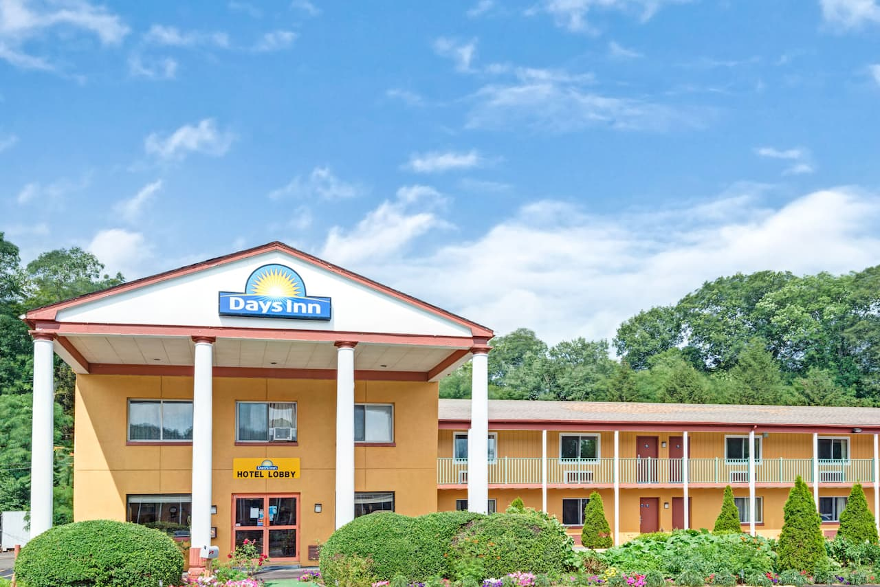 Days Inn Conference Center Branford New Haven in Branford, Connecticut