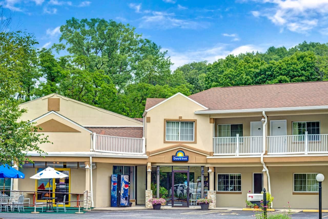 at the Days Inn Ridgefield in Ridgefield, Connecticut