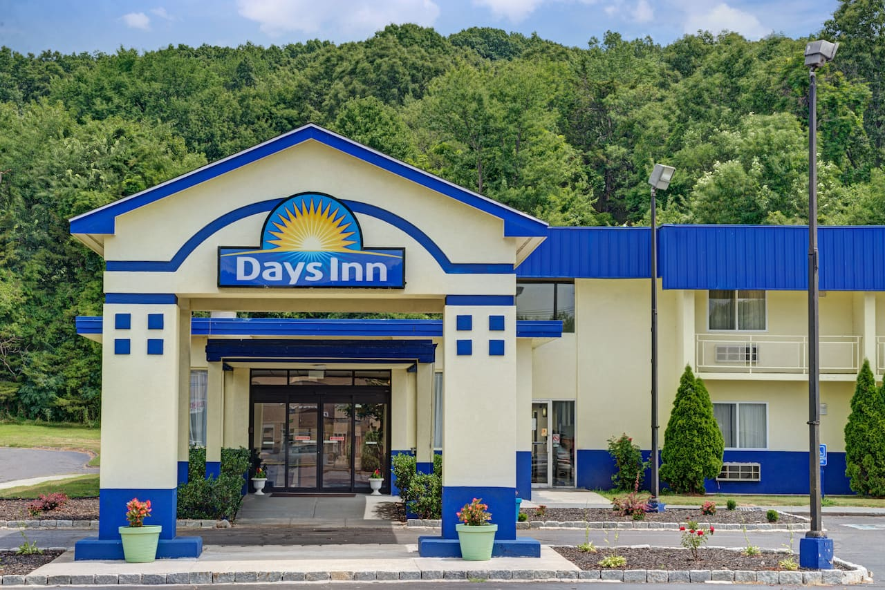 at the Days Inn Southington in Southington, Connecticut