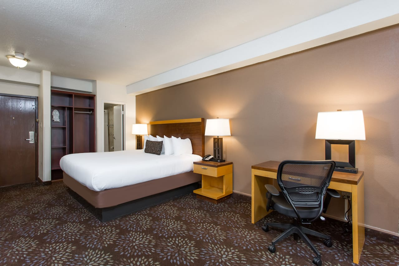 at the Days Inn Washington DC/Connecticut Avenue in Washington, District Of Columbia