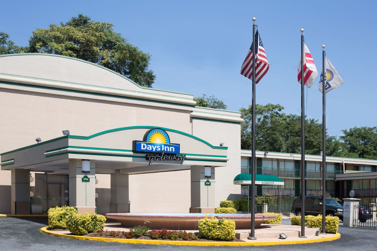 Days Inn Washington DC/Gateway in Camp Springs, Maryland