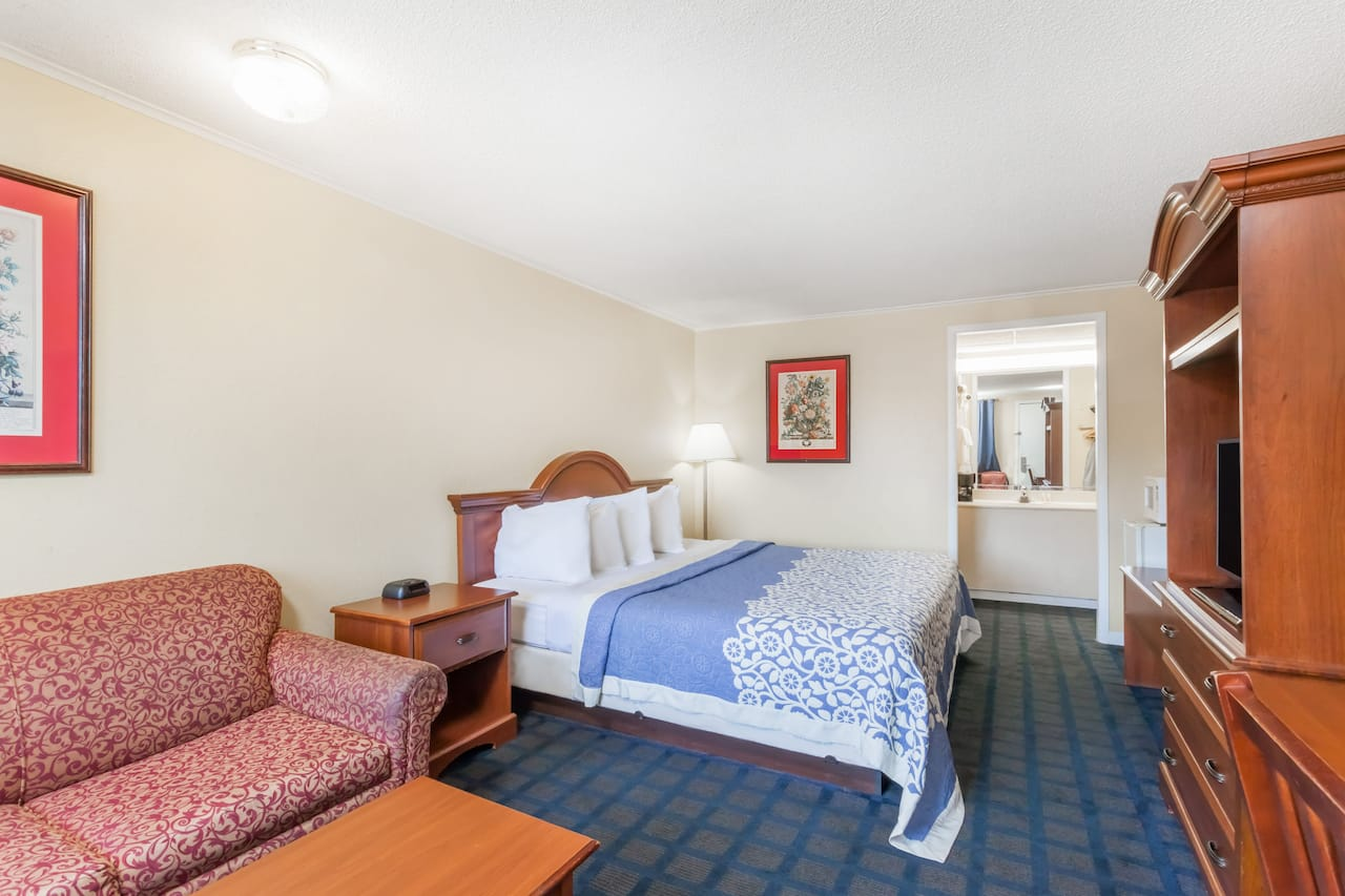 at the Days Inn Dover Downtown in Dover, Delaware
