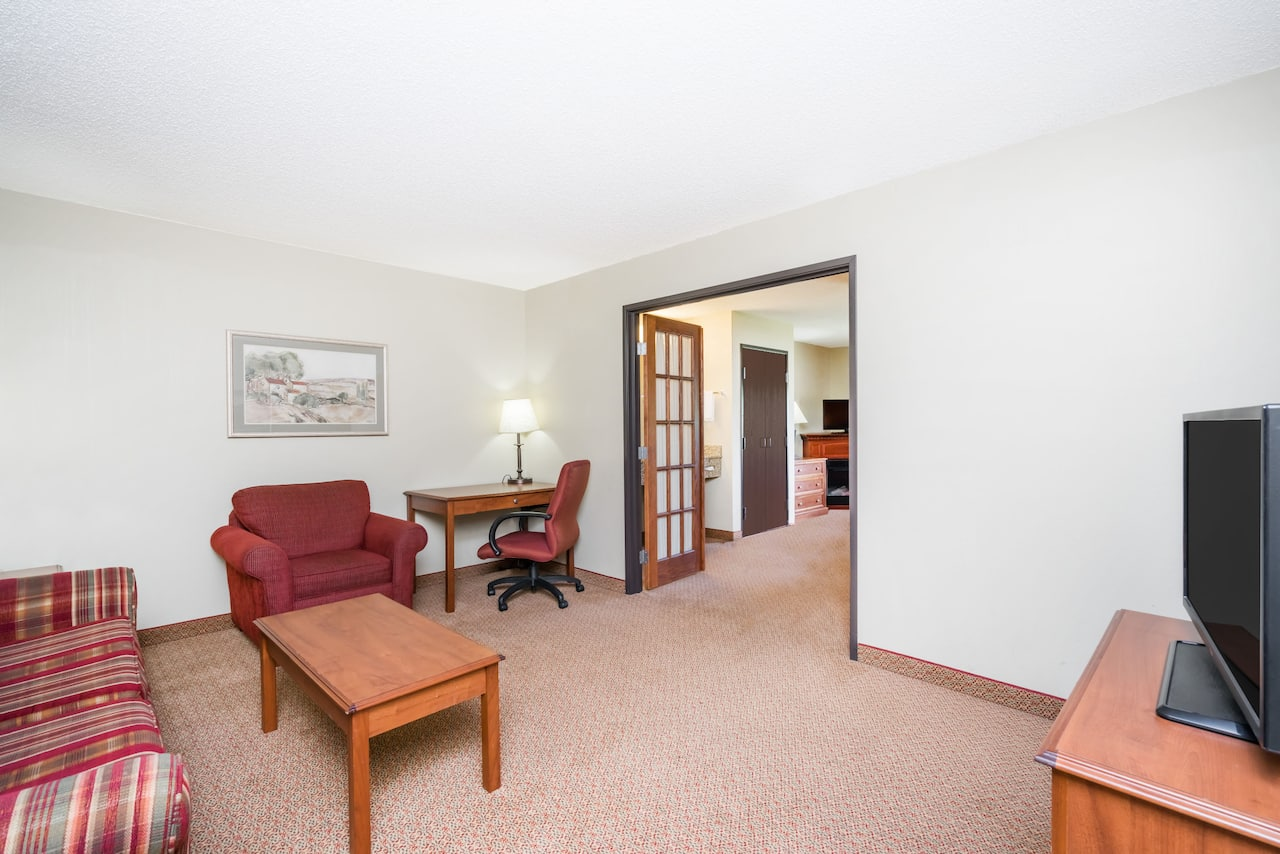 at the Days Inn & Suites Milford in Milford, Delaware