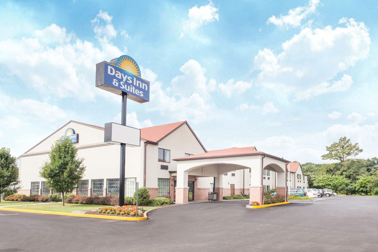 Days Inn & Suites Seaford in Seaford, Delaware