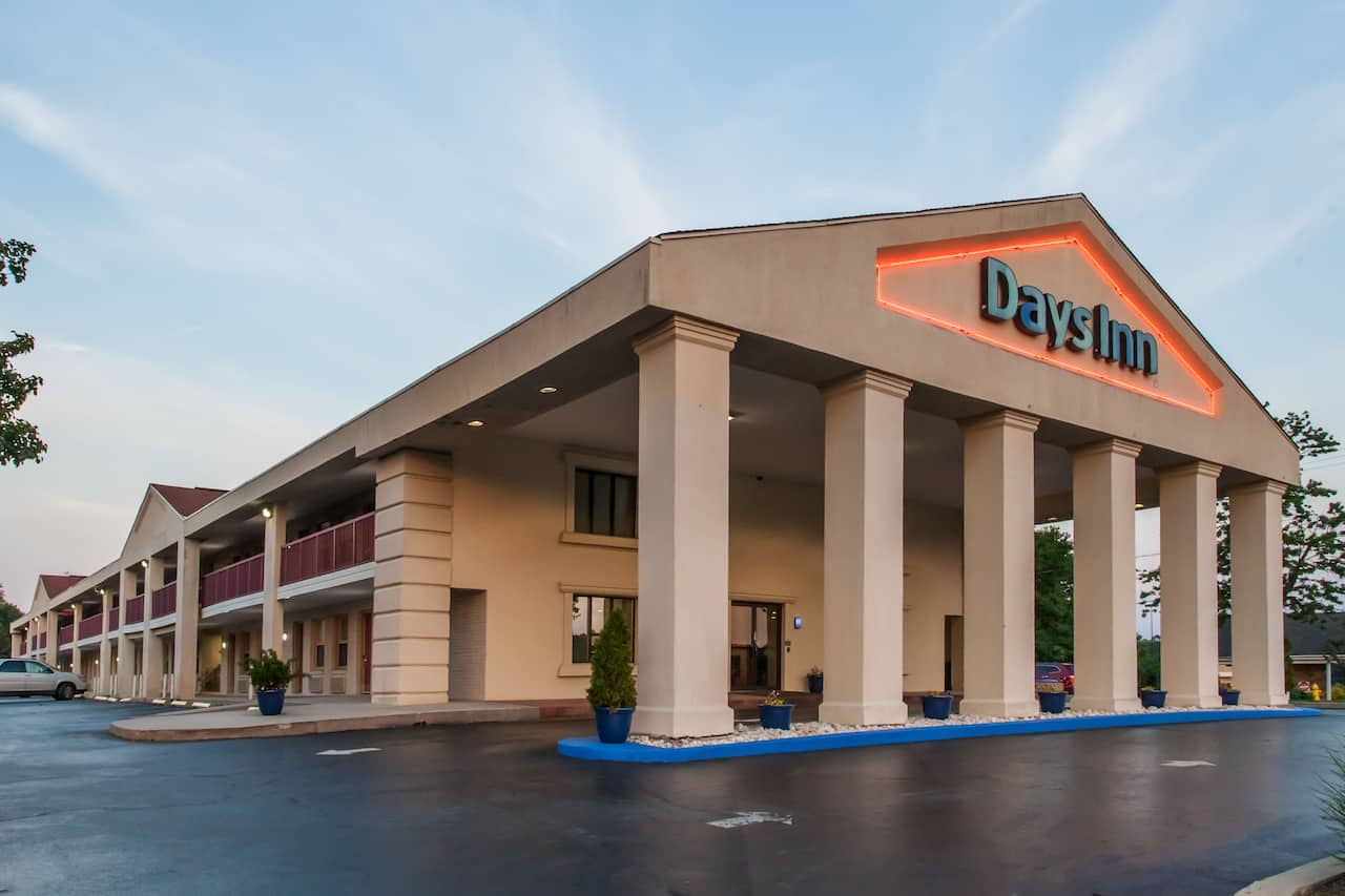 Days Inn Wilmington/Newark in Wilmington, Delaware