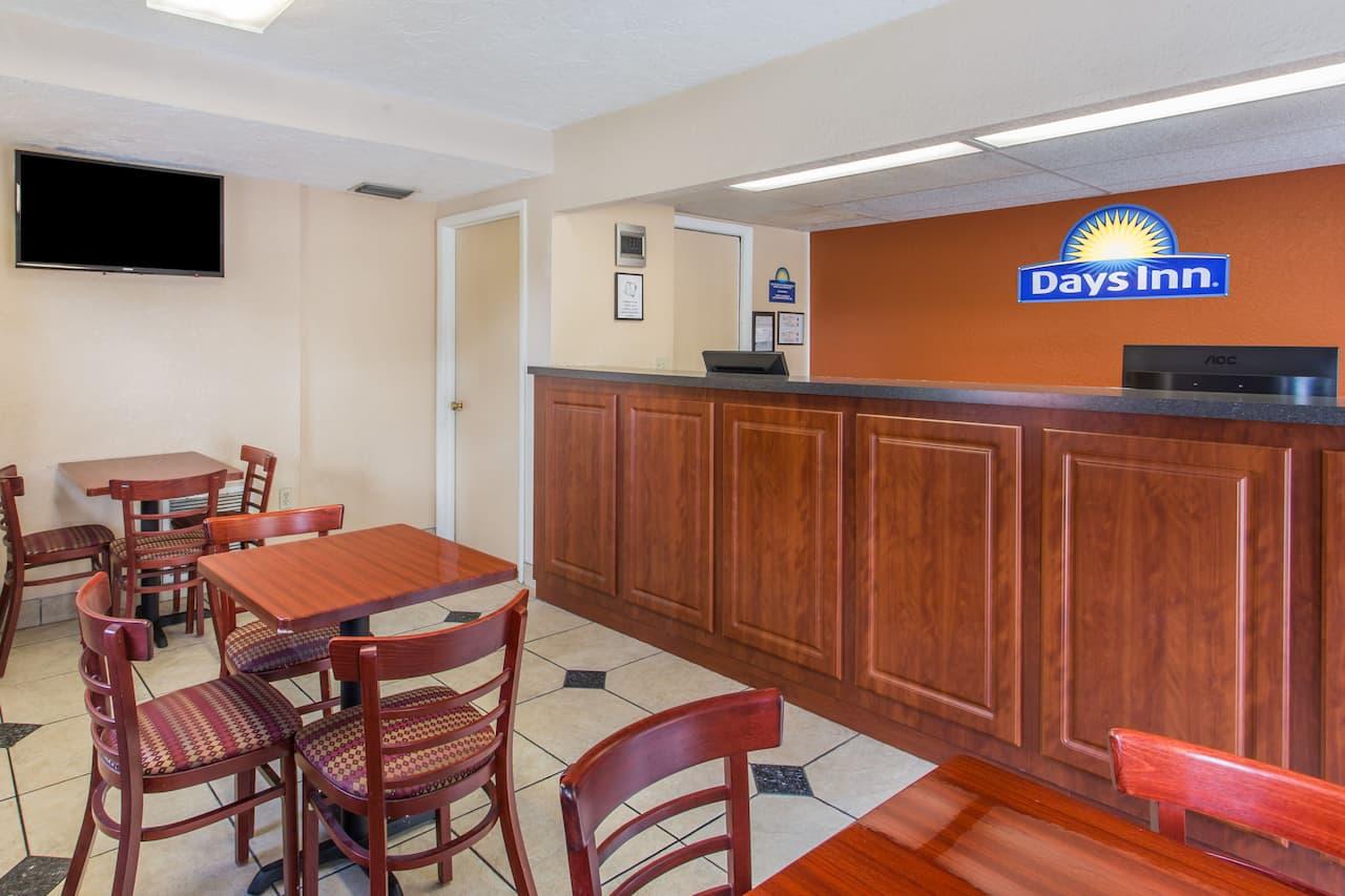 at the Days Inn Bradenton I-75 in Bradenton, Florida