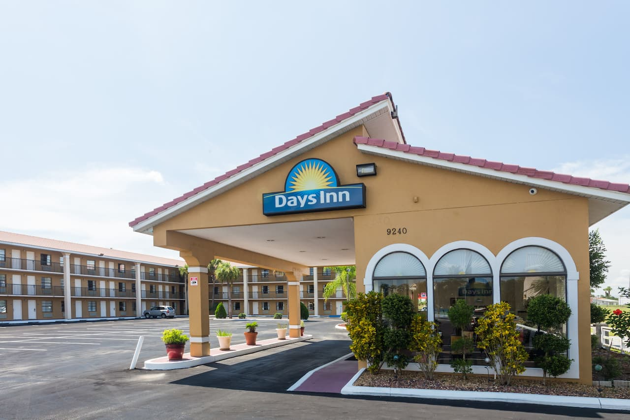Days Inn Clermont Theme Park West in  Winter Haven,  Florida