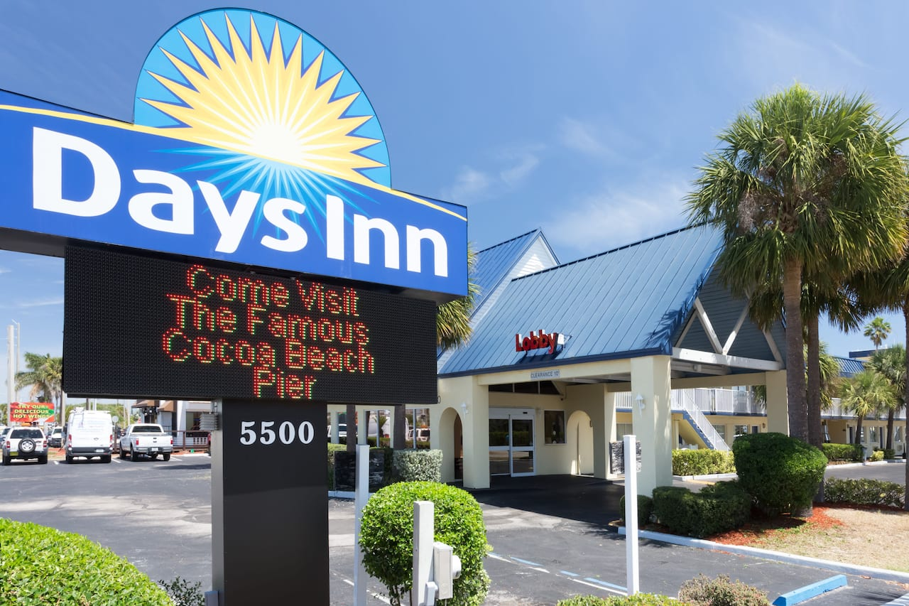 Days Inn Cocoa Beach Port Canaveral in Palm Bay, Florida