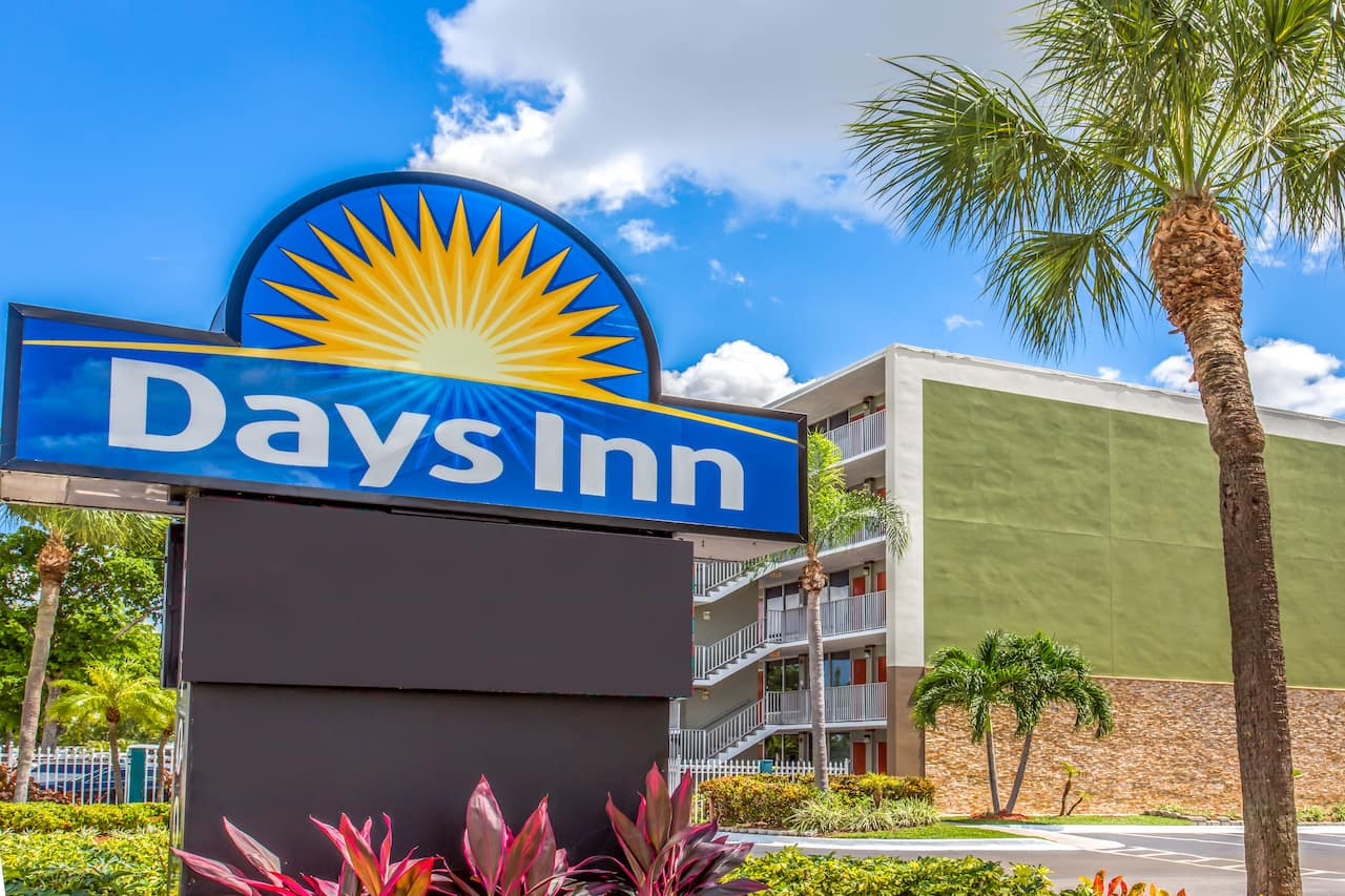 Days Inn Fort Lauderdale Airport Cruise Port in Broward, Florida