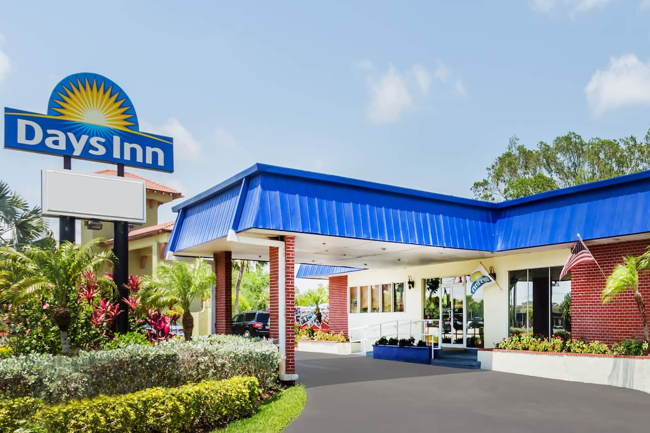 at the Days Inn Fort Myers Springs Resort in Fort Myers, Florida