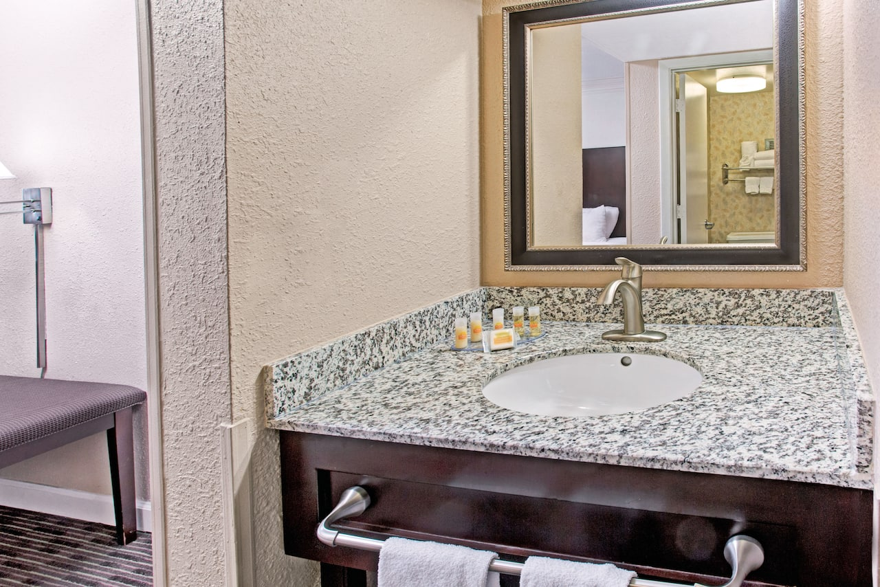 at the Days Inn Fort Lauderdale Hollywood/Airport South in Hollywood, Florida
