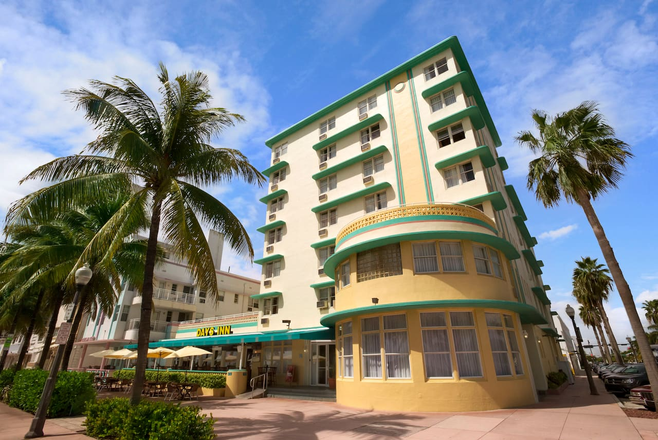 Days Inn & Suites Miami/North Beach Oceanfront in Miami Beach, Florida