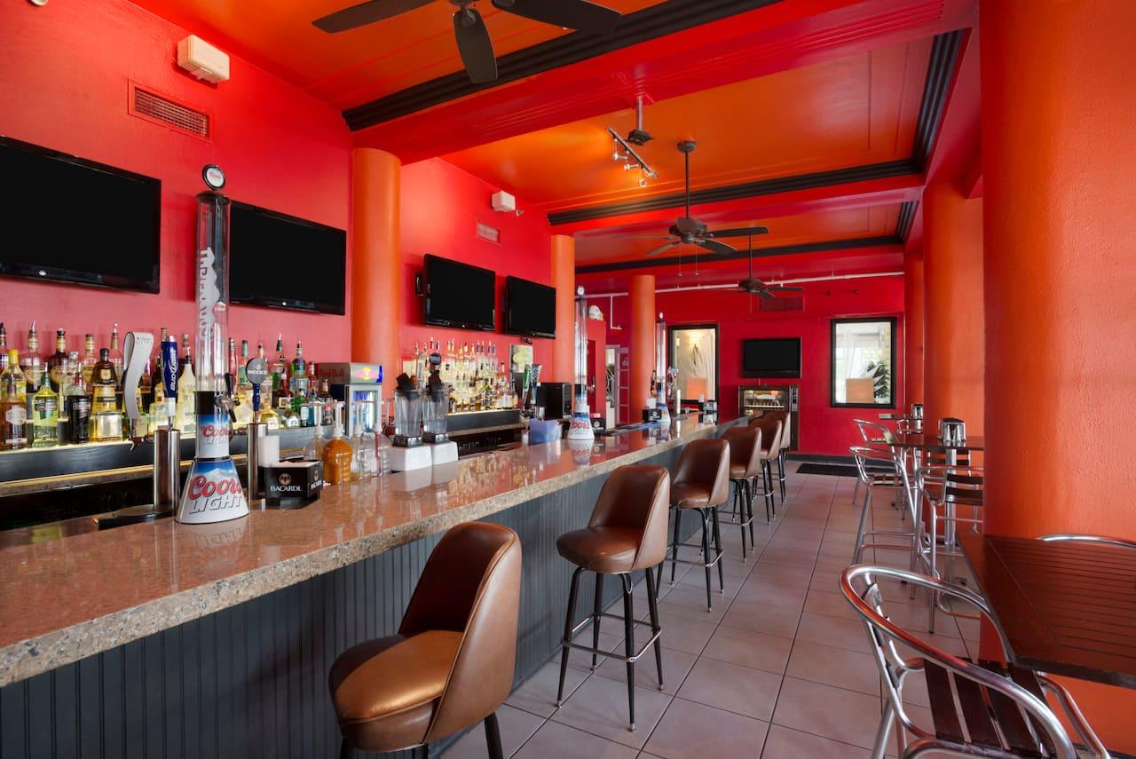 at the Days Inn & Suites Miami/North Beach Oceanfront in Miami Beach, Florida