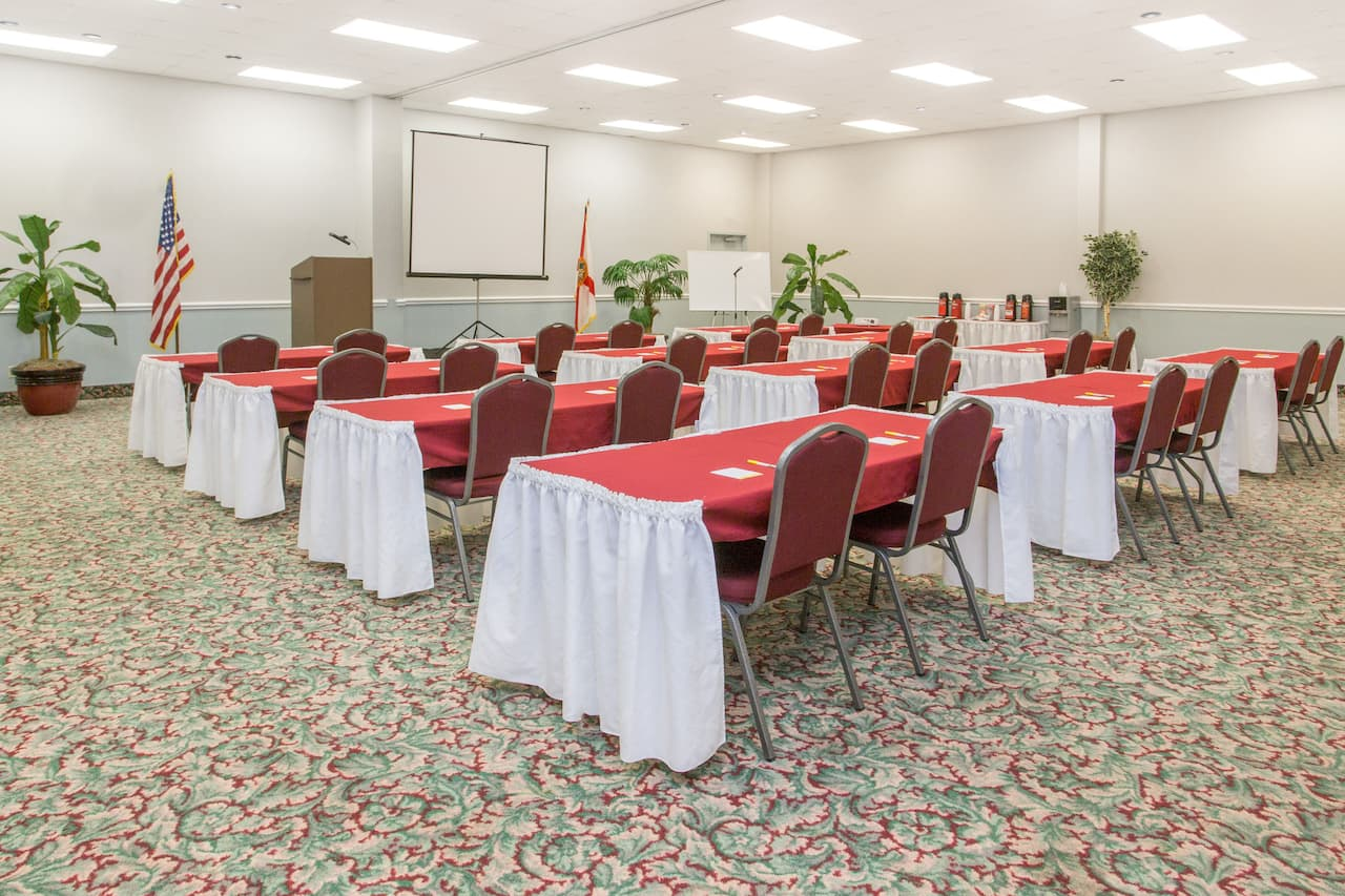 at the Days Inn & Suites Navarre Conference Center in Navarre, Florida
