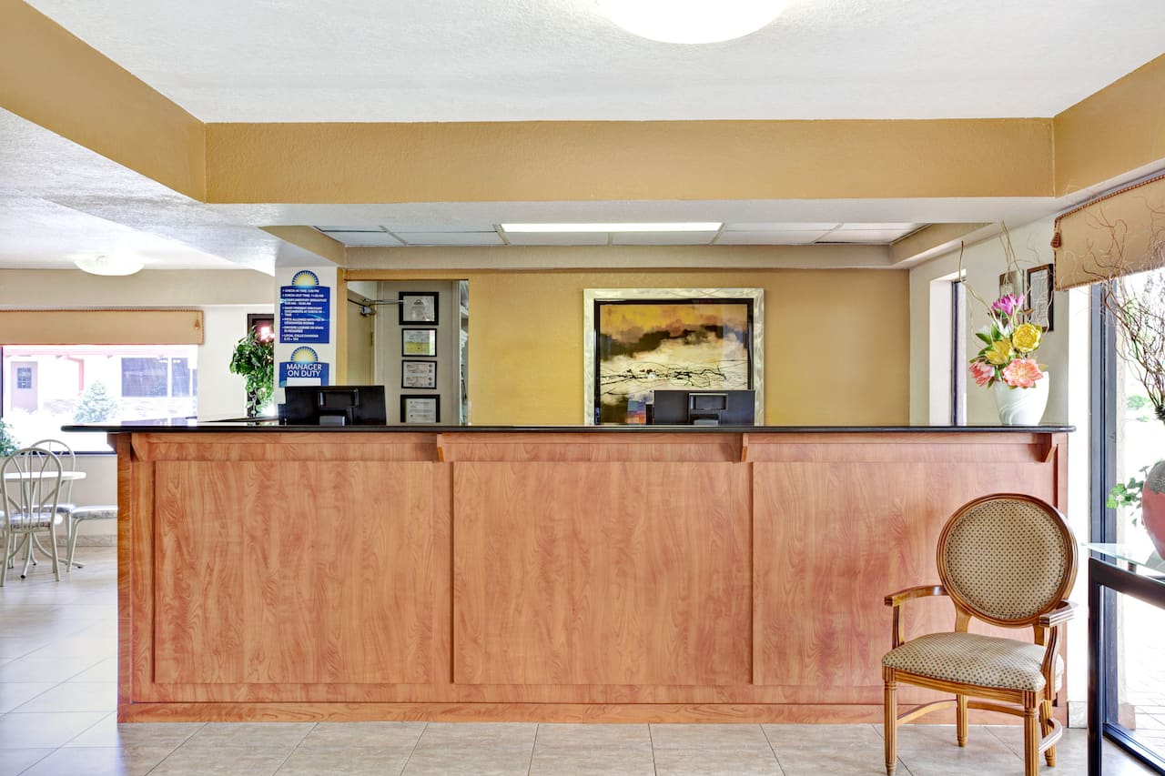 at the Days Inn & Suites Orlando/UCF Area Research Park in Orlando, Florida