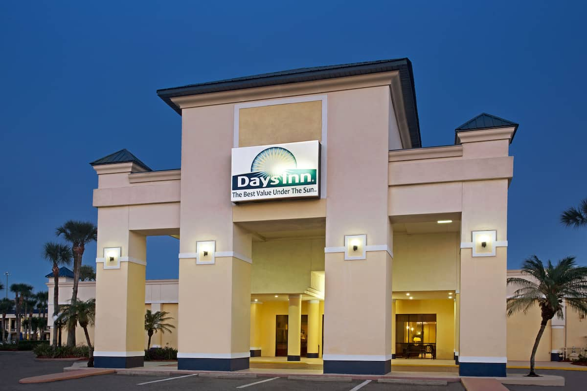Days Inn Orlando Airport Florida Mall Orlando Hotels FL - Florida mall map