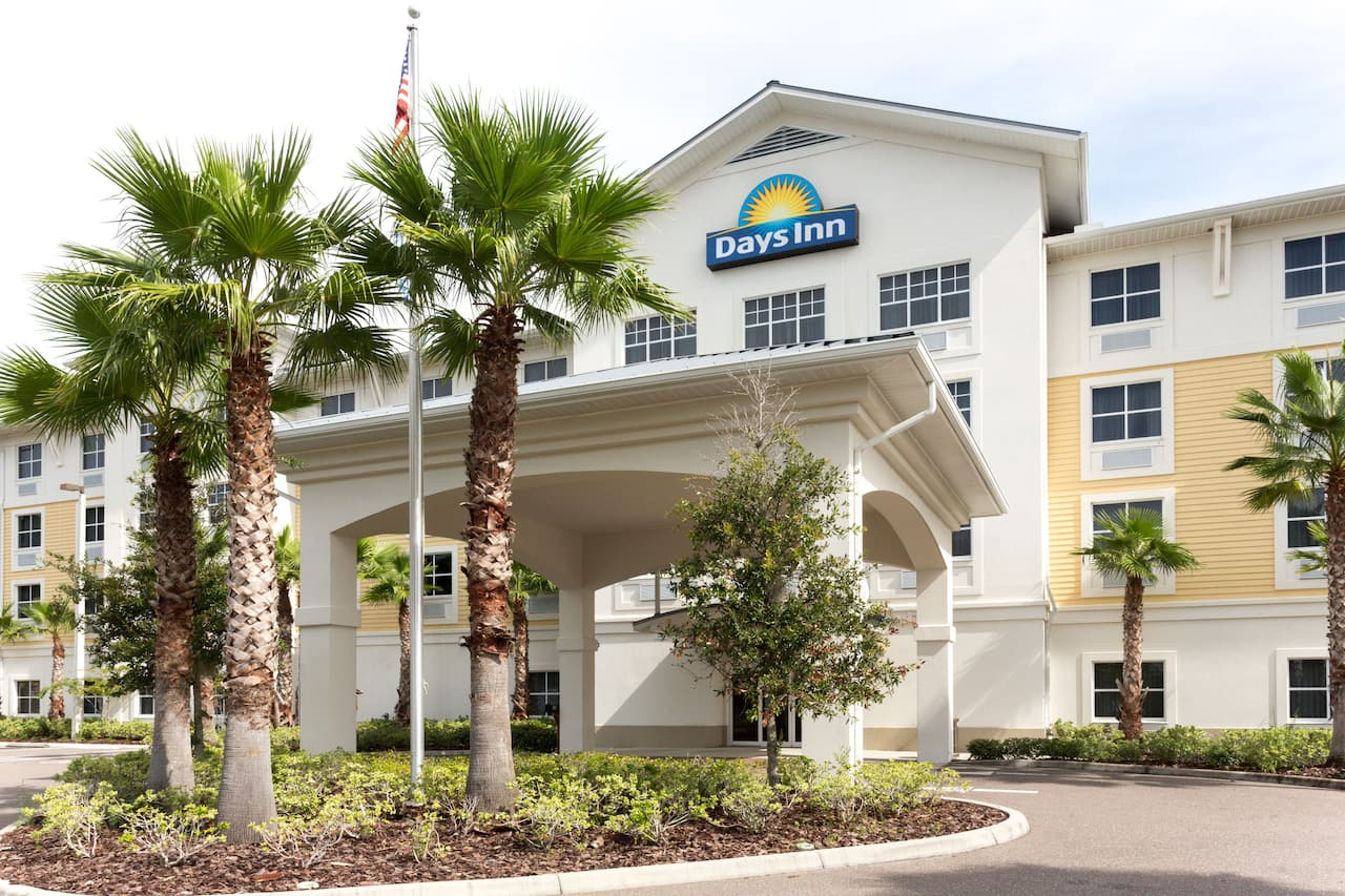 Days Inn Palm Coast in St Augustine, Florida