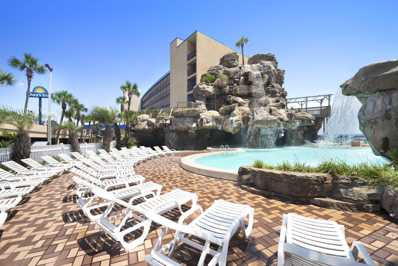 Days Inn By Wyndham Panama City Beach Ocean Front