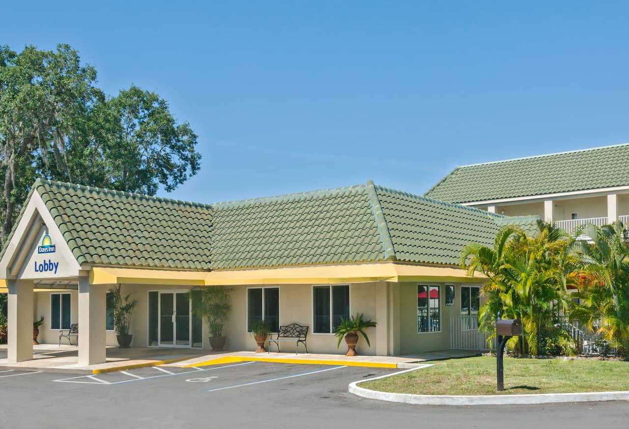 at the Days Inn Port Charlotte in Port Charlotte, Florida