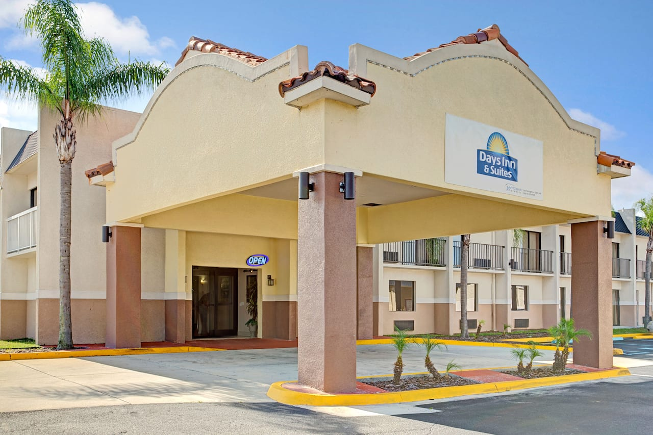 Days Inn & Suites Tampa near Ybor City/FL State Fair Grounds in Zephyrhills, Florida