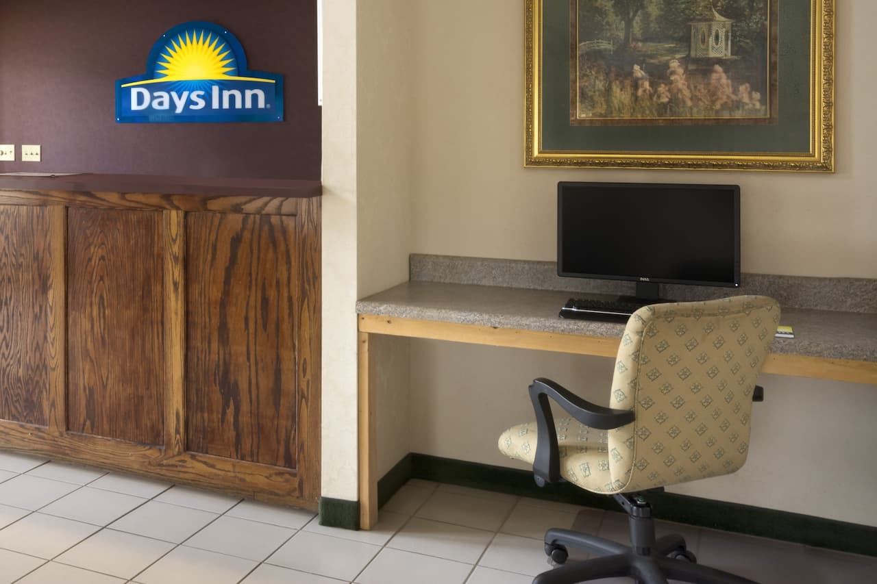 at the Days Inn Alma in Alma, Georgia