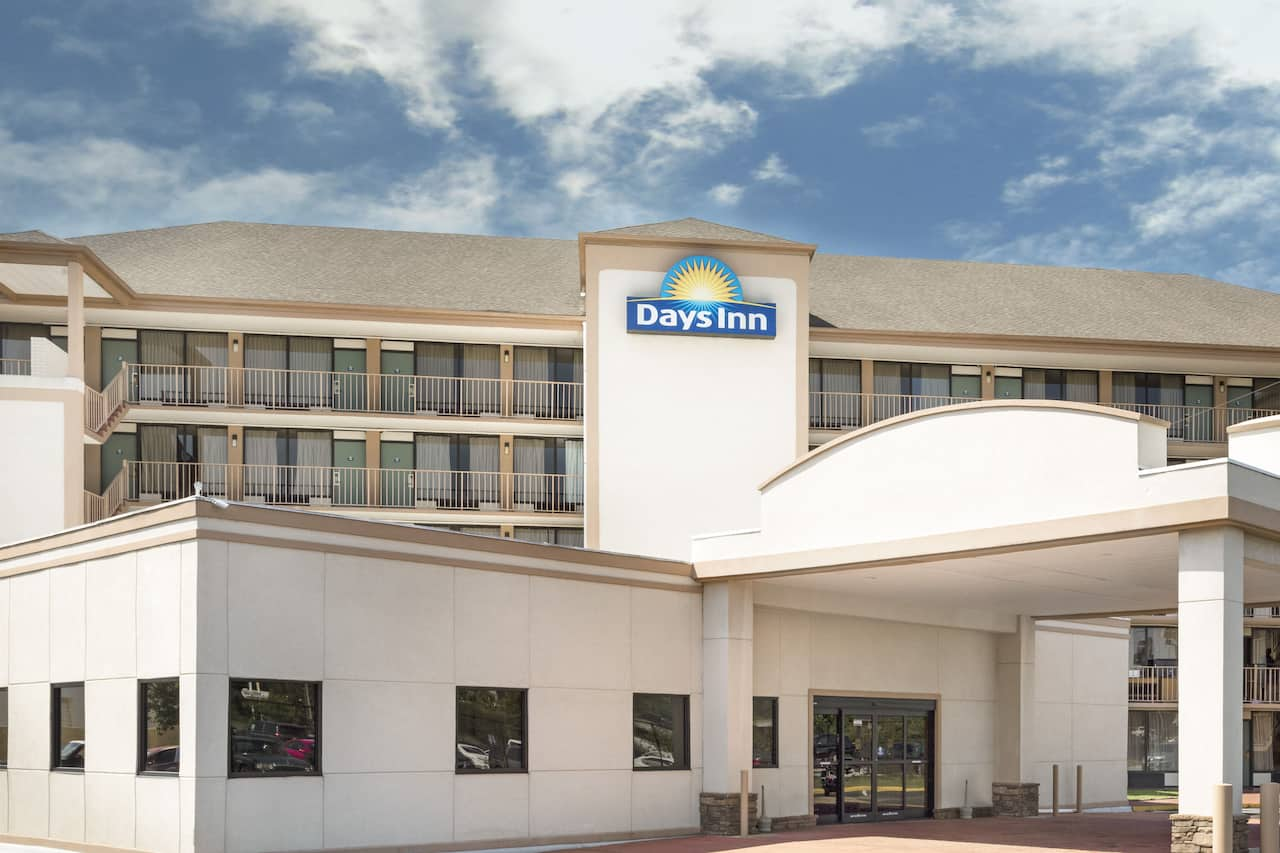 Days Inn Columbus-North Fort Benning in Phenix City, Alabama