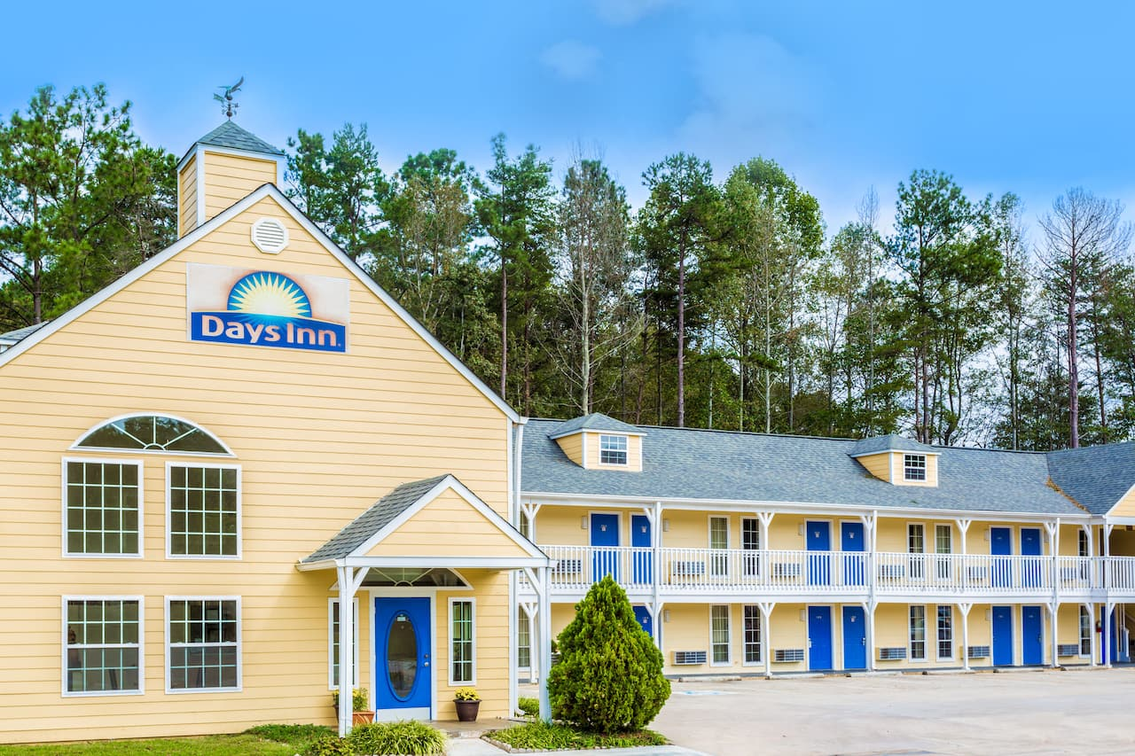 Days Inn Cornelia in Dahlonega, Georgia