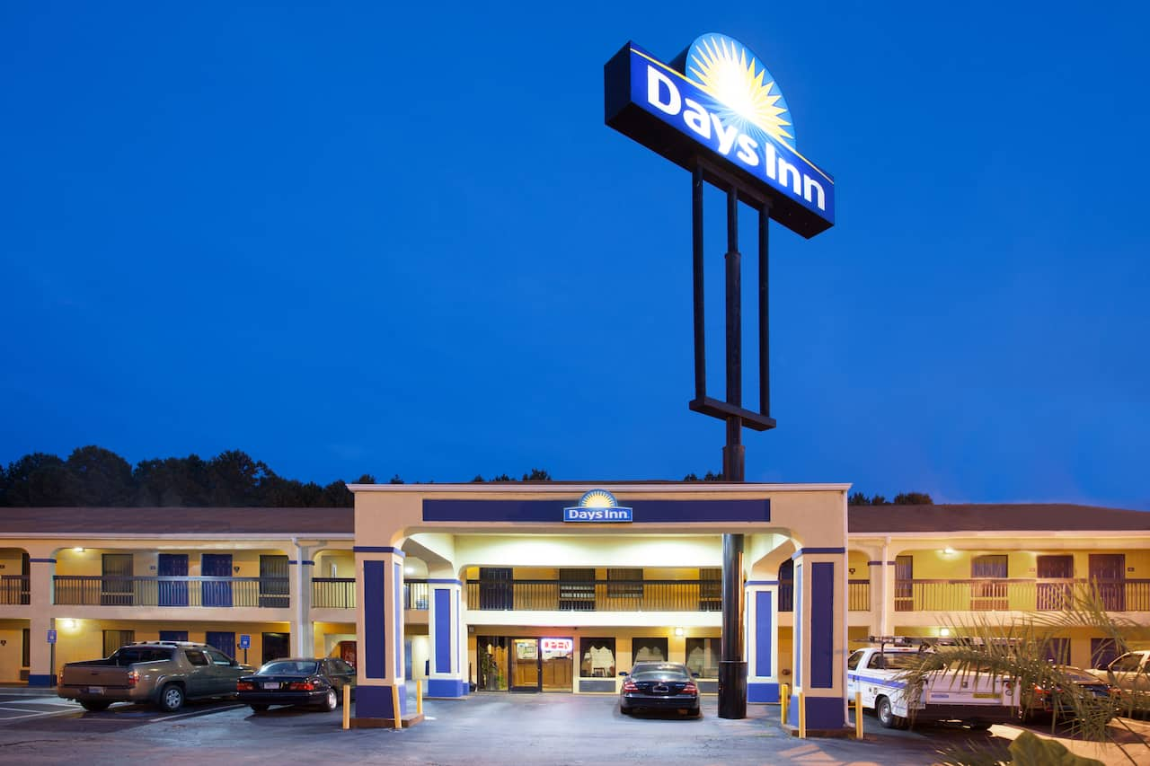 Days Inn Covington in  Covington,  Georgia