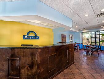 at the Days Inn Richmond Hill/Savannah in Richmond Hill, Georgia