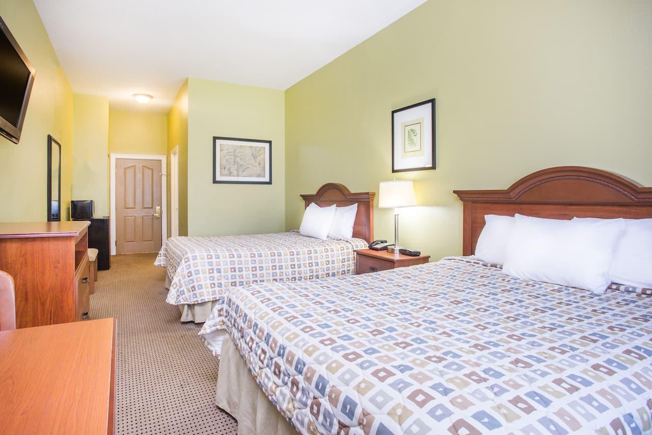 at the Days Inn & Suites Swainsboro in Swainsboro, Georgia