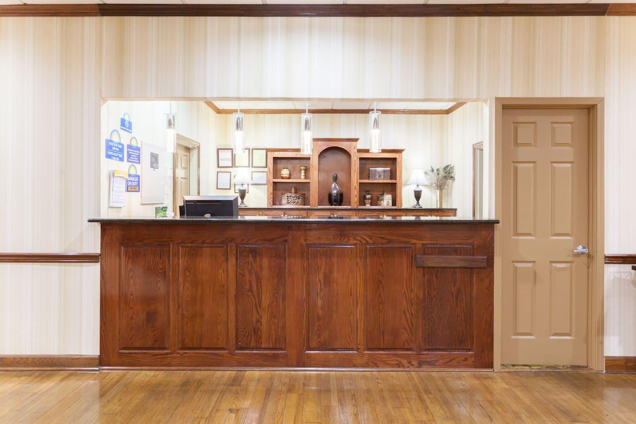 at the Days Inn & Suites Tucker/Northlake in Tucker, Georgia