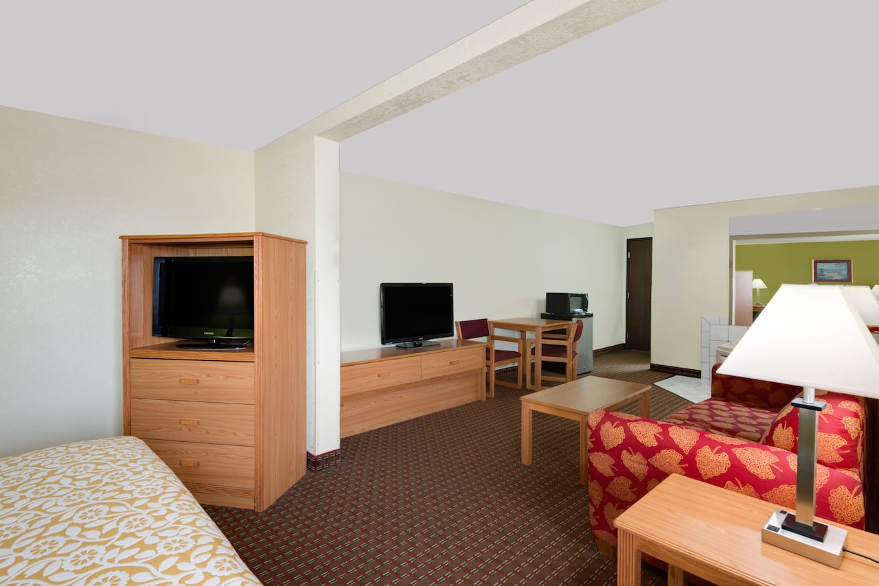 at the Days Inn Fort Dodge in Fort Dodge, Iowa