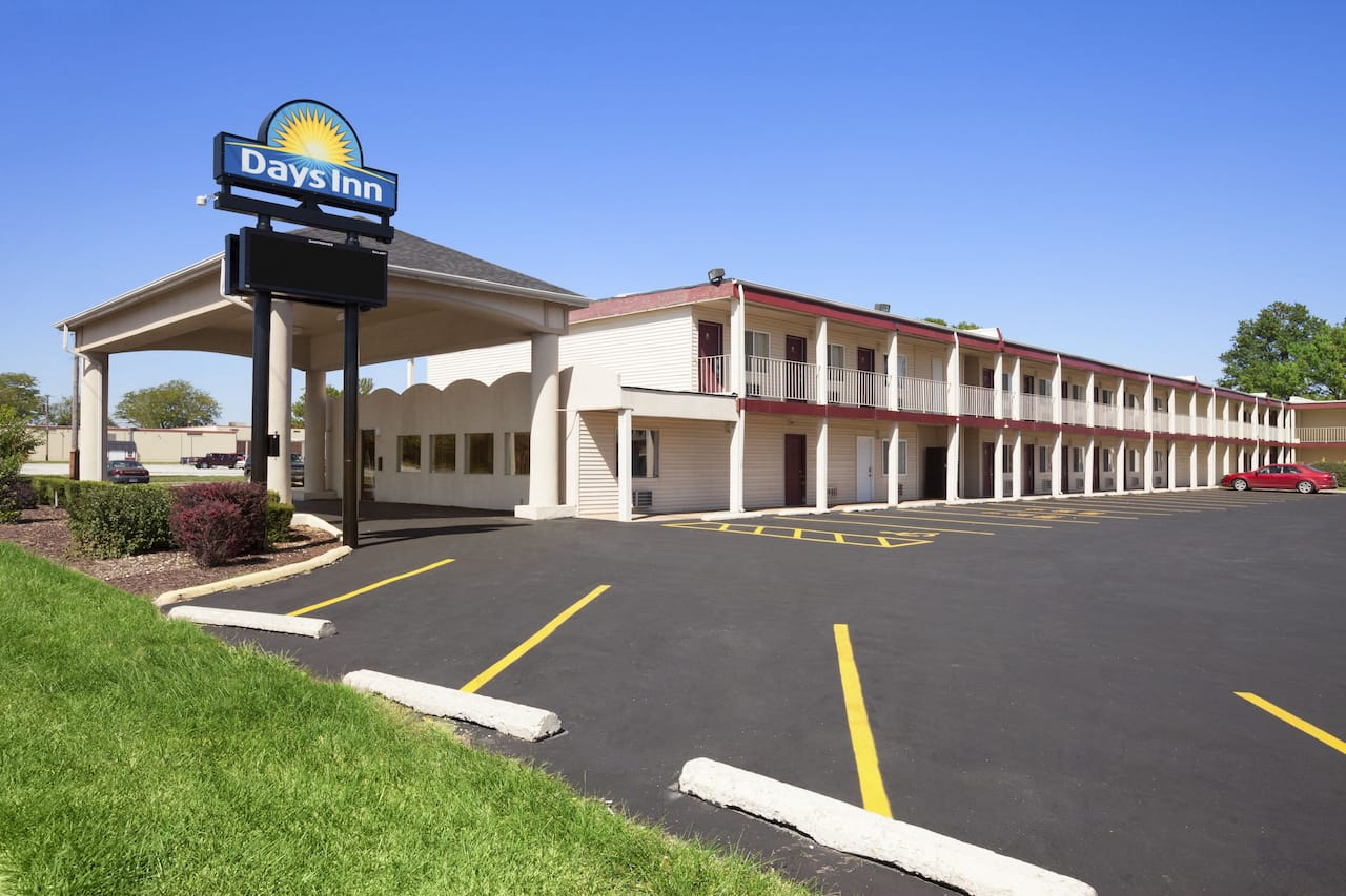 Days Inn Champaign/Urbana in Champaign, Illinois