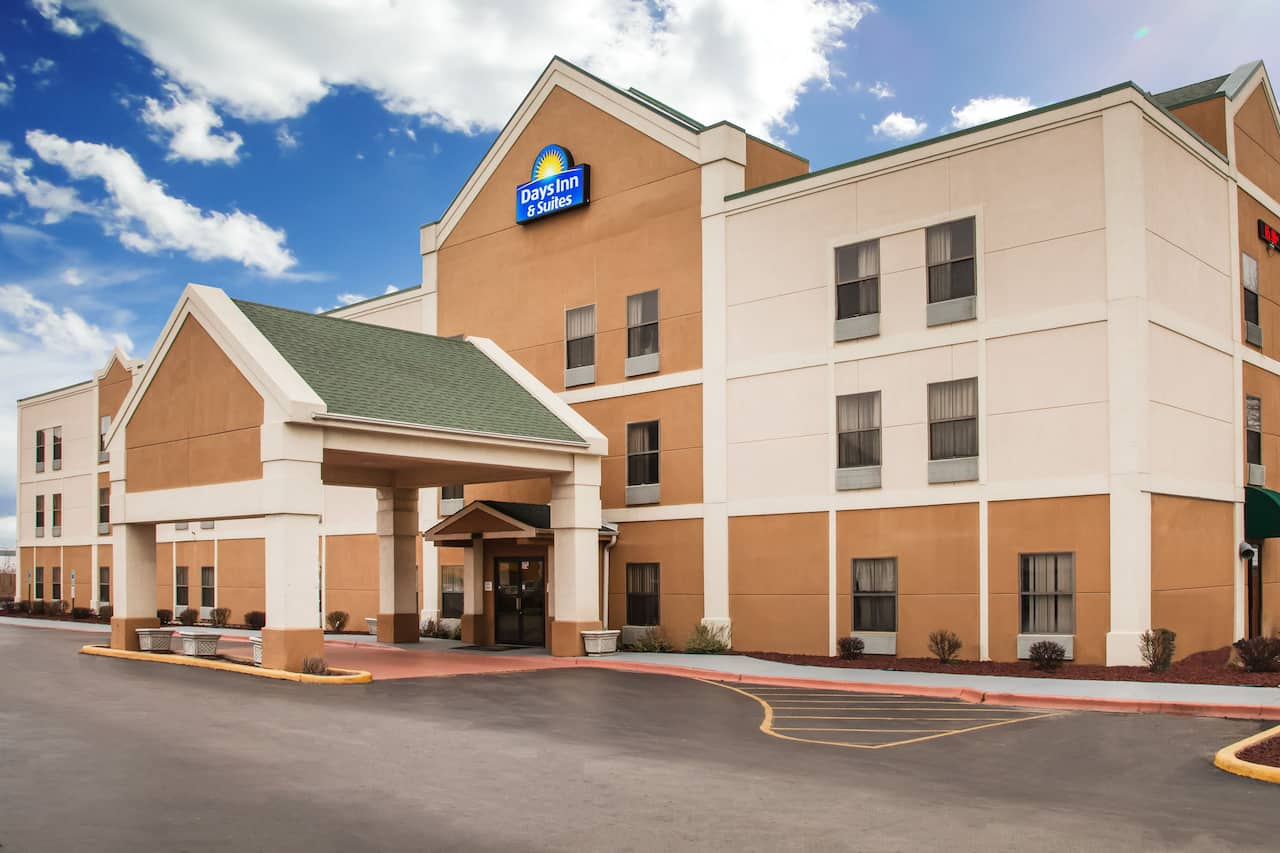 Days Inn & Suites by Wyndham Harvey / Chicago Southland à Chicago, Illinois