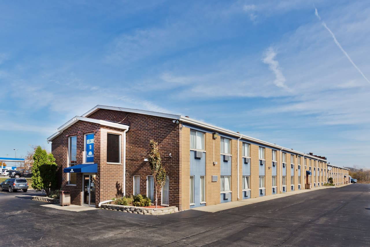 Days Inn Rockford in Malta, Illinois