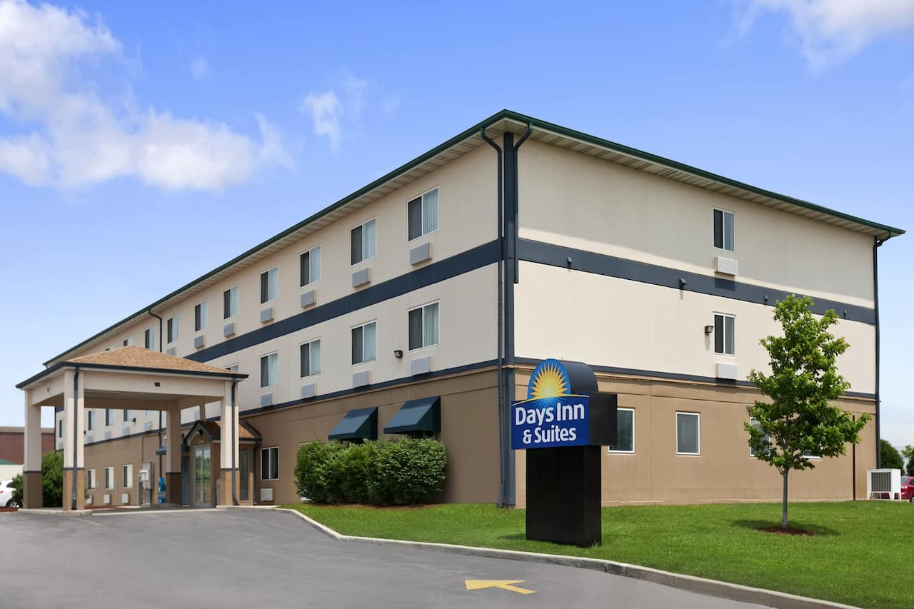 Days Inn & Suites by Wyndham Romeoville à Chicago, Illinois