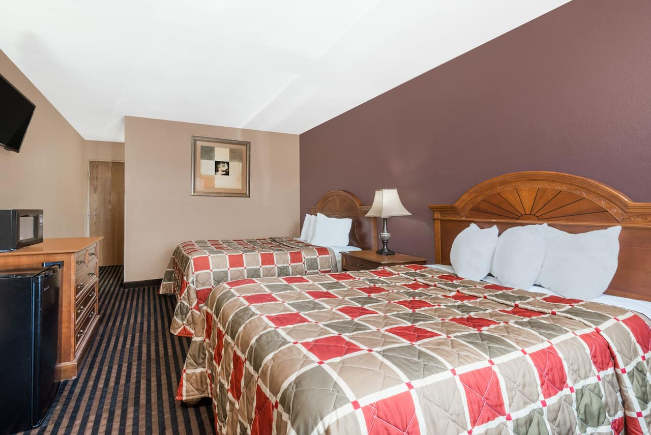 at the Days Inn - Anderson IN in Anderson, Indiana