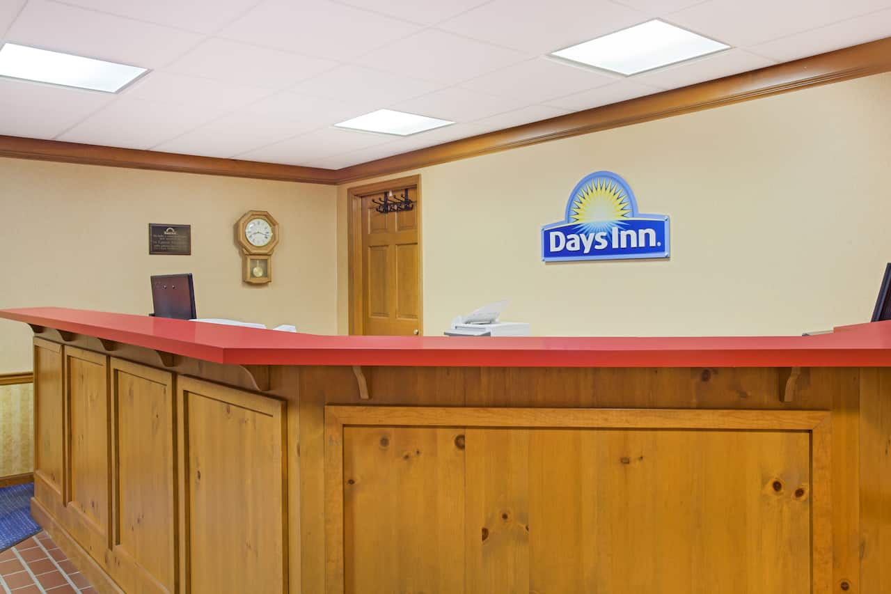 at the Days Inn Auburn in Auburn, Indiana
