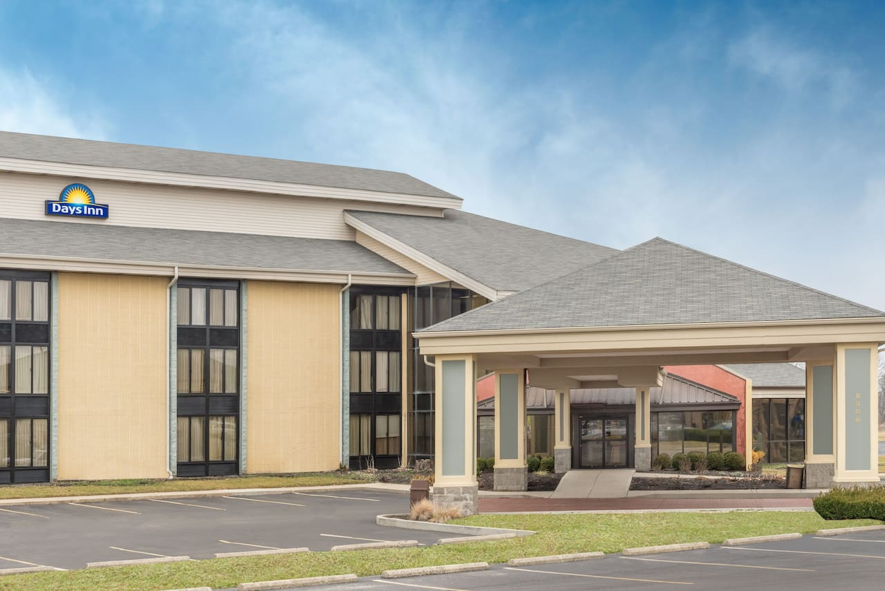 Days Inn by Wyndham Indianapolis Off I-69 in Indianapolis, Indiana