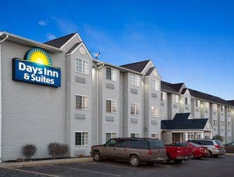 at the Days Inn & Suites Lafayette IN in Lafayette, Indiana