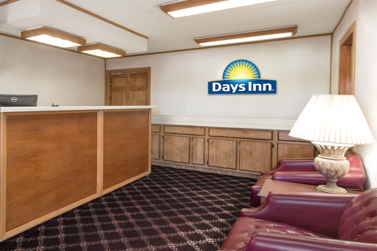 at the Days Inn Plymouth in Plymouth, Indiana