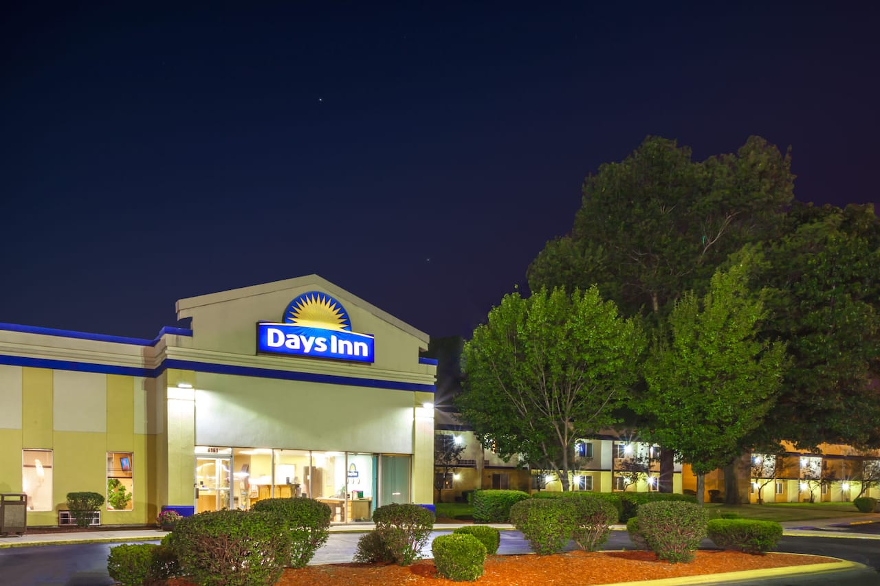 Days Inn Portage in Michigan City, Indiana