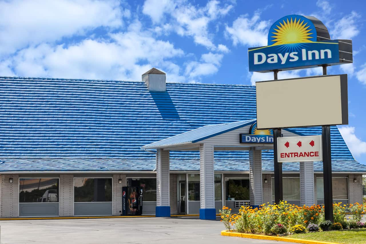 Days Inn Seymour in Columbus, Indiana