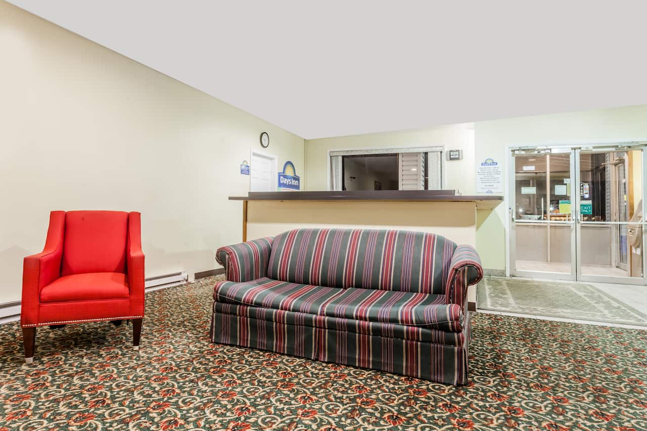 at the Days Inn Seymour in Seymour, Indiana