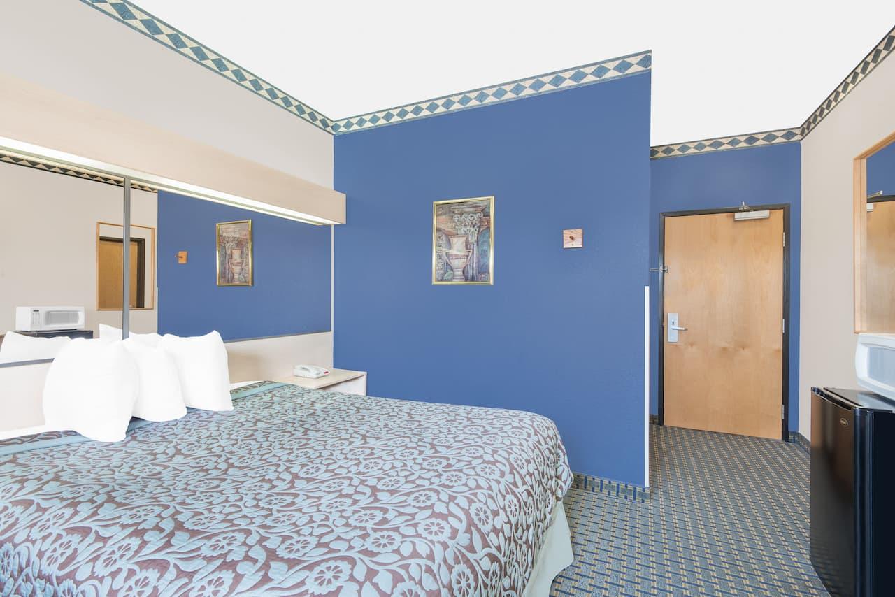 at the Days Inn & Suites Hutchinson in Hutchinson, Kansas