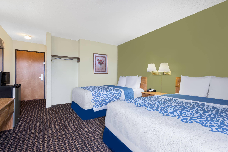 Guest room at the Days Inn - Newton in Newton, Kansas