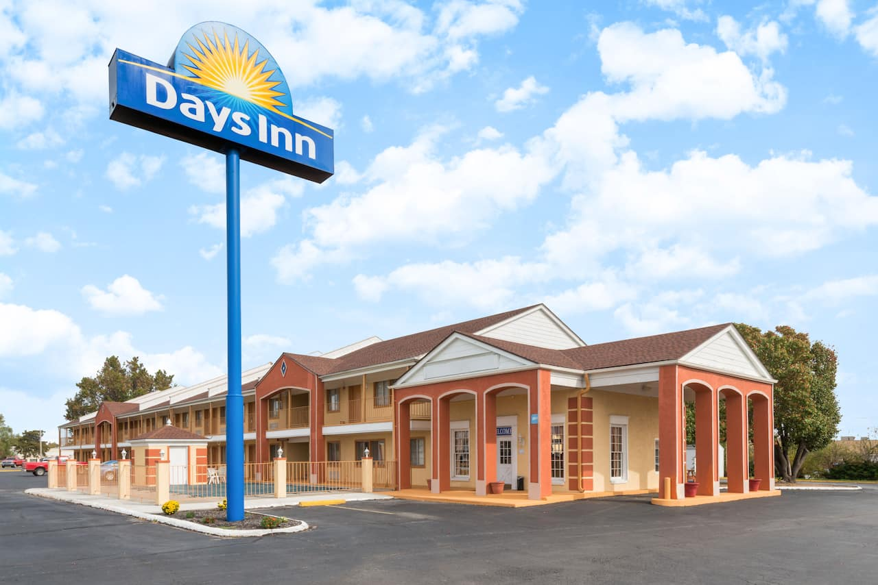 Days Inn Ottawa in Ottawa, Kansas