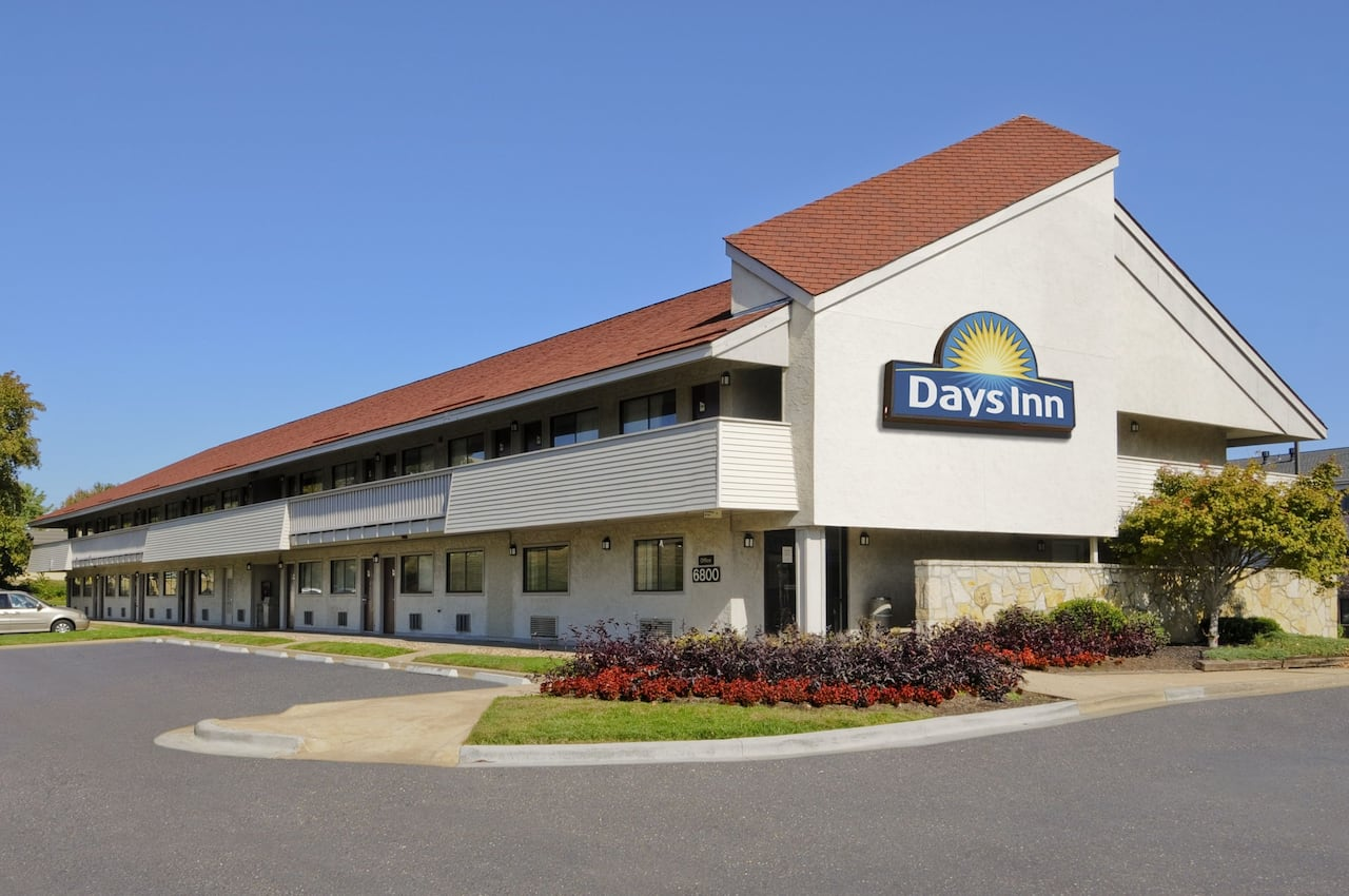 at the Days Inn Overland Park in Overland Park, Kansas