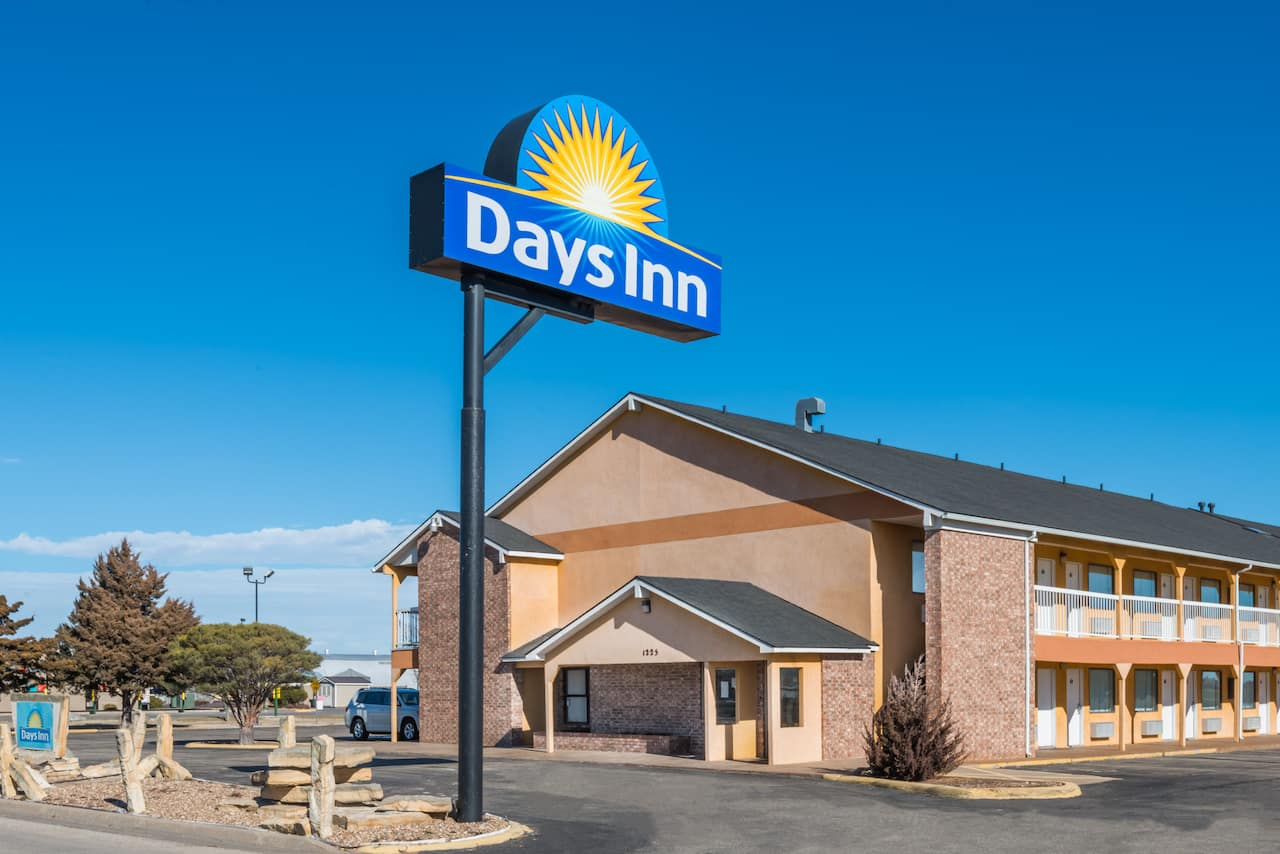 at the Days Inn Russell in Russell, Kansas